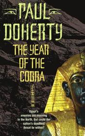 The Year of the Cobra (Egyptian, Bk 3)
