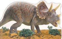 Dinosaur Board Books: Triceratops