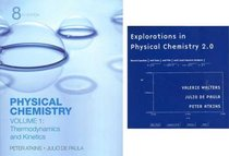 Physical Chemistry Volume 1 & Explorations in Physical Chemistry Access Card