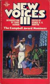 New Voices 3: The Campbell Award Nominees