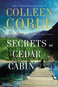 Secrets at Cedar Cabin (Lavender Tides, Bk 3)