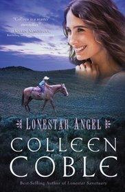 Lonestar Angel (Thorndike Press Large Print Christian Mystery: Lonestar)