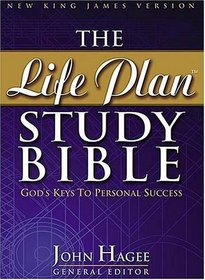 The Life Plan Study Bible : God's Keys to Personal Success