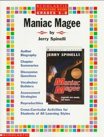 Maniac Magee (Literature Circle Guides: Grades 4-8)