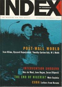 Post Wall World (Index on Censorship)