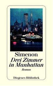 Drei Zimmer in Manhattan