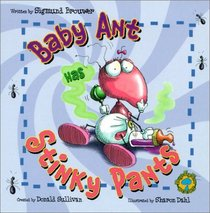 Bug's Eye View Board Books: Baby Ant Has Stinky Pants
