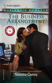 The Business Arrangement (Nine To Five) (Harlequin Romance, No 3854)
