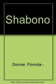 Shabono Florinda Donner Hardcover 0385288948