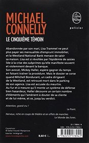 Le Cinquieme Temoin (French Edition)