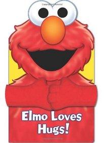Sesame Street Elmo Loves Hugs!