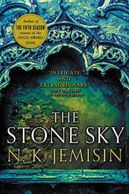 The Stone Sky (Broken Earth, Bk 3)
