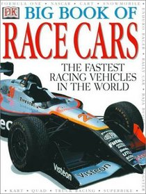 Big Book of Race Cars