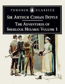 The Adventures of Sherlock Holmes (Sherlock Holmes) (Large Print)