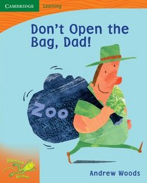 Pobblebonk Reading 1.9 Don't Open the Bag, Dad!