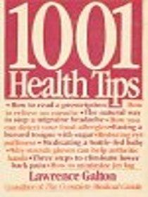 1001 Health Tips