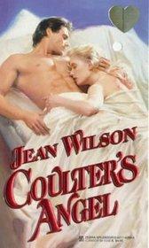 Coulter's Angel (Zebra Splendor Historical Romances)