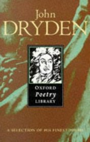 John Dryden (The Oxford Poetry Library)