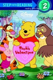 Pooh's Valentine (Step into Reading)