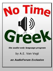 No-Time Greek (audio CDs) (Greek Edition)
