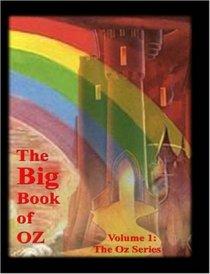 The Big Book of Oz, Volume 1: The Oz Series
