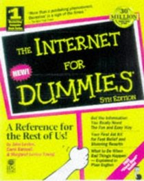The Internet for Dummies, Fifth Edition