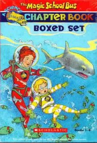 The Magic School Bus Chapter Book Boxed Set, Books 1-8