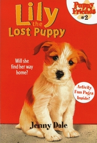 Lily the Lost Puppy (Puppy Friends)