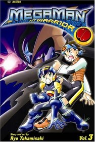 Megaman Nt Warrior, Volume 3 (Megaman Nt Warrior)