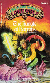The Jungle of Horrors (Lone Wolf, No 8)