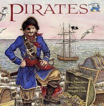 Pirates (All Aboard Reading)