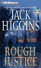Rough Justice (Sean Dillon Series)