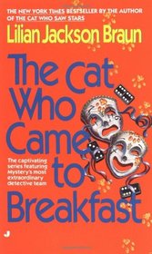 The Cat Who Came to Breakfast (Cat Who...Bk 16)