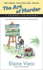 The Art of Murder (Dead-End Job, Bk 15)