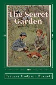 The Secret Garden: Large Print Edition