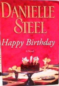 Happy Birthday (Large Print)