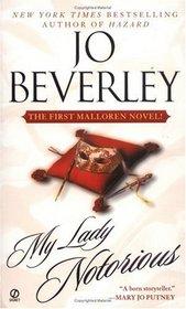My Lady Notorious (Malloren, Bk 1)
