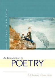 An Introduction to Poetry (with MyLiteratureLab)
