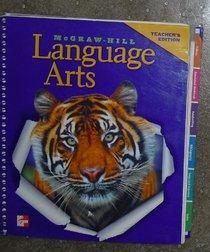 Teacher's Edition (McGraw-Hill Language Arts)