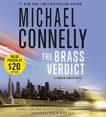 The Brass Verdict: A Novel (A Lincoln Lawyer Novel)