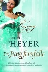 Die Jungfernfalle (Regency Buck) (Alastair, Bk 3) (German Edition)