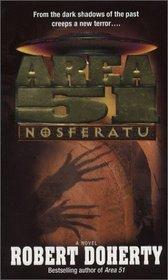 Nosferatu (Area 51, Bk 8)