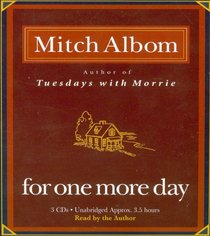 For One More Day (Audio CD) (Unabridged)