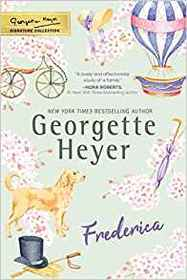Frederica (Georgette Heyer Signature Collection)