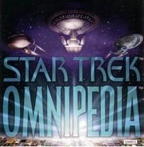 Star Trek Omnipedia Premier Edition (Windows CDROM)