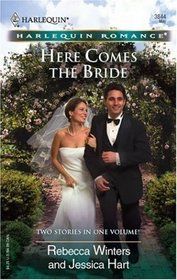 Here Comes the Bride: The Bridesmaid's Proposal / The Billionaire's Blind Date (Harlequin Romance, No 3844)