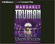 Murder At Union Station:(Capital Crimes, Bk 20) (Audio CD) (Abridged)