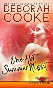 One Hot Summer Night (Secret Heart Ink)