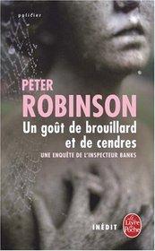 Un Gout de Brouillard et de Cendres (Innocent Graves) (Inspector Banks, Bk 8) (French Edition)