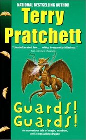 Guards! Guards! (Discworld, Bk 8)